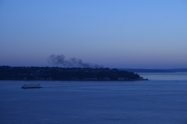 West Seattle Fire