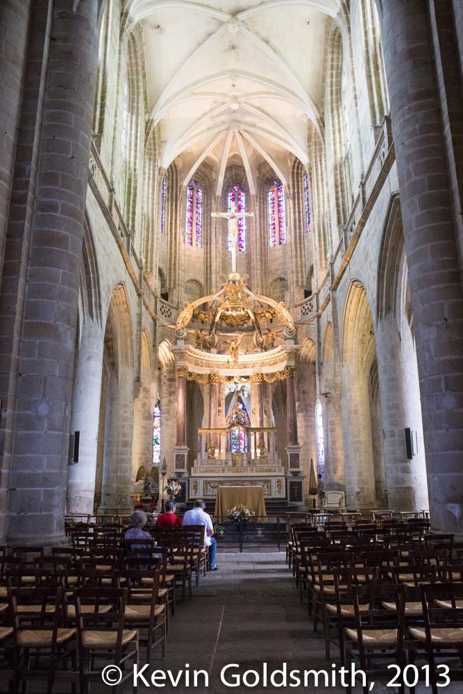 St. Sauveur, Dinan