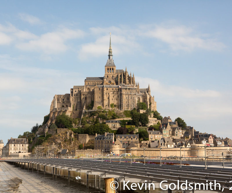 My Spotify Wrapped >> Mont Saint-Michel – Puppies, Flowers, Rainbows and Kittens