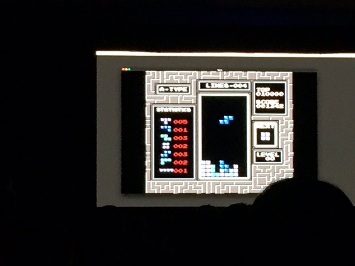tweet: Great use of Tetris to explain resource scheduling…